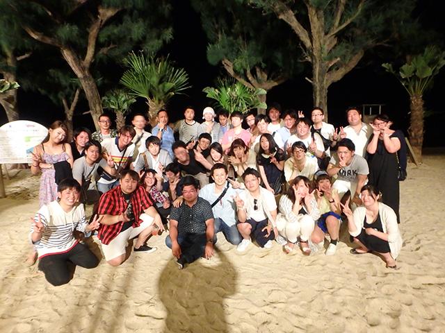 社員旅行2015 in 沖縄