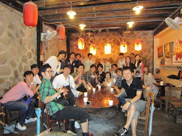 社員旅行2012 in 台北